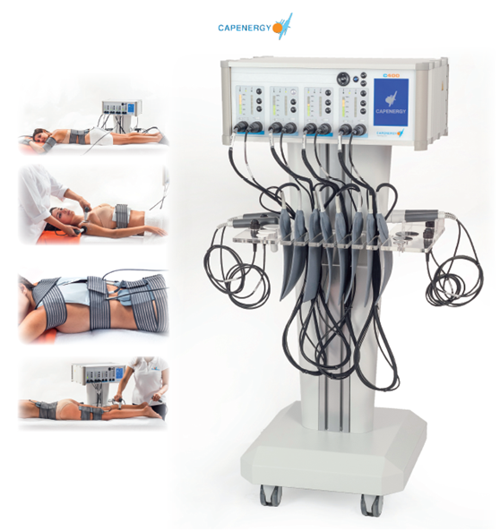 Capenergy Tecartherapy equipment